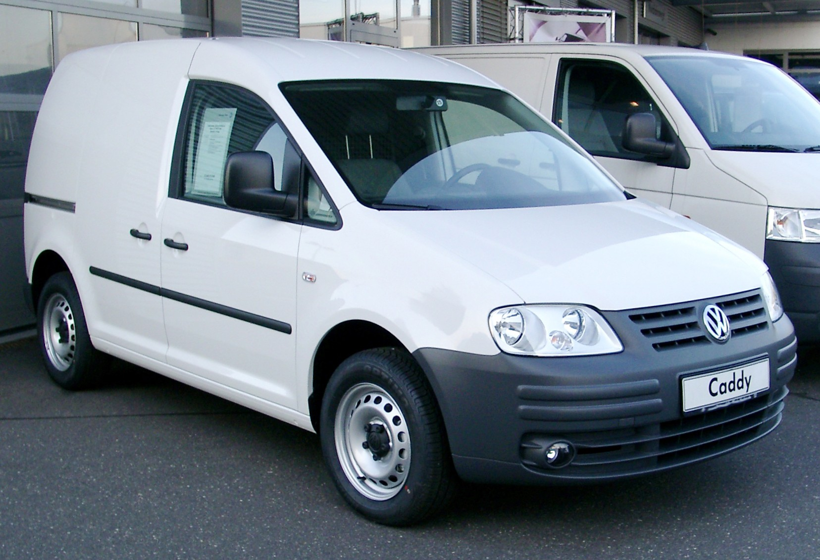 Парктроник для автомобилей Volkswagen Caddy